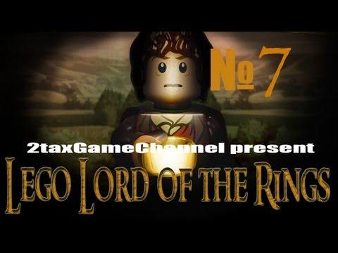LEGO Властелин Колец Прохождение №7