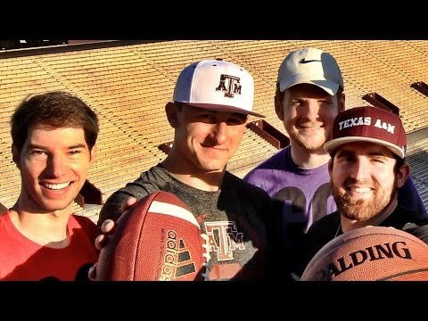 Johnny Football Edition | Dude Perfect Video Download