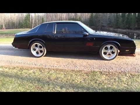 Rims  Sale on For Sale 1987 Monte Carlo Ss Aerocoupe Rare  Ttops Donk  20 Inch Rims