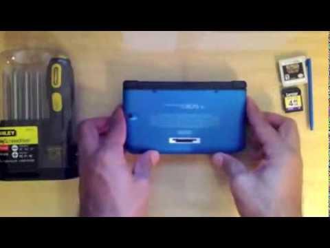DIY 3DS XL NAND Dumping-R/W pt. 1
