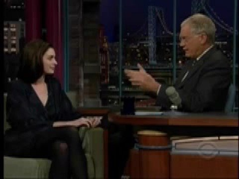 Anne Hathaway on jailed boyfriend