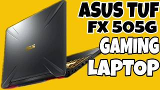 ASUS TUF FX 505G GAMING LAPTOP UNDER 85000!!! UNBOXING & QUICK REVIEW