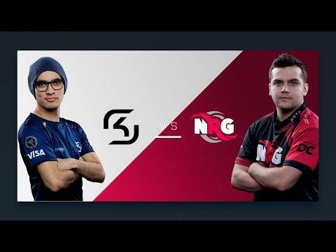 CS:GO - SK vs. NRG [Cache] - Group B Round 4 - ESL Pro League Season 6 Finals