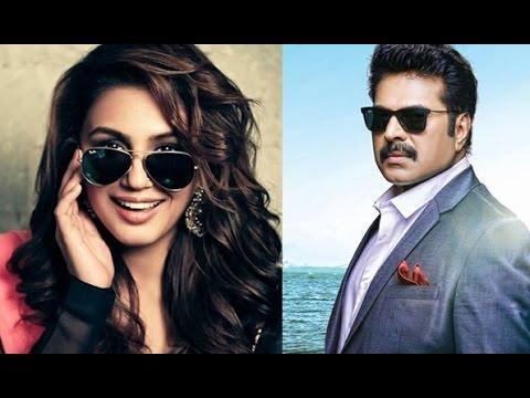 Huma Qureshi will debut as Mammootty's heroine   Hot Malayalam Cinema News