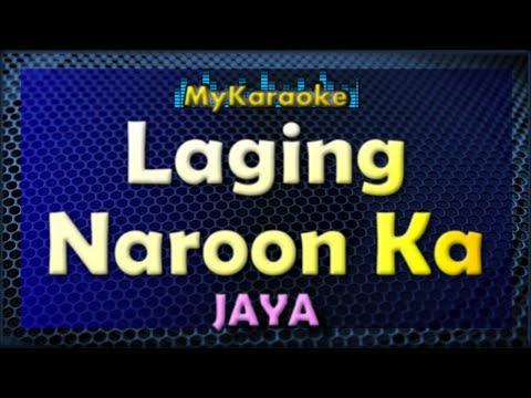 Laging Naroon Ka - Karaoke version in the style of Jaya
