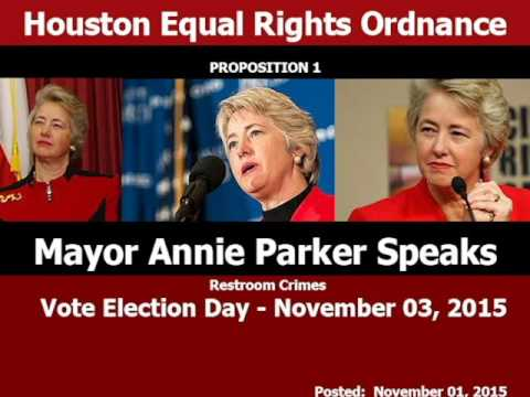 HERO PROPOSITION 1 MAYOR PARKER CLAIM LIES OPPONENTS CLAIM DANGEROUS