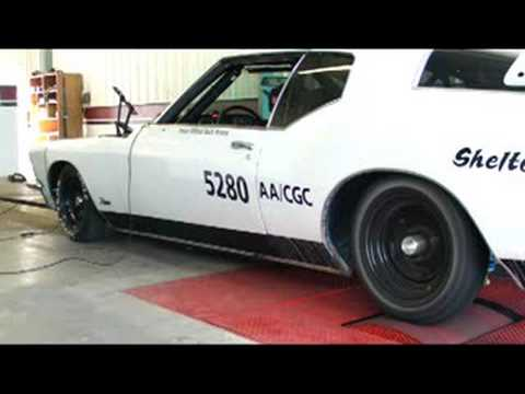 Buick Riviera on the Chassis Dyno in Carson City, NV