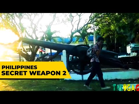 Secret weapon of the Philippines!!