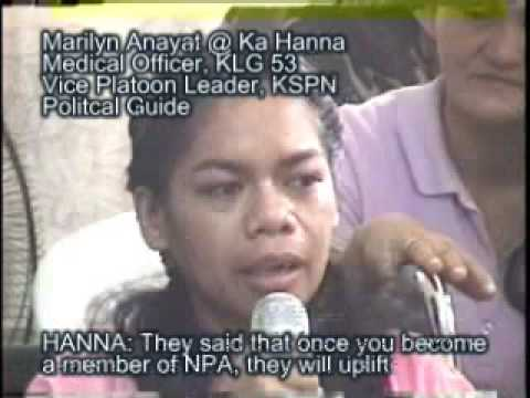 NPA ambush behind the Rodriguez, Rizal incident wmv