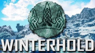 Winterhold - Skyrim - Curating Curious Curiosities