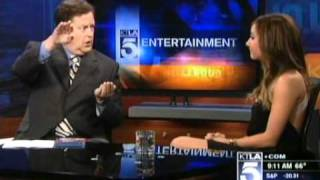 Ashley Tisdale Interview (KTLA - Morning Show - April 18th 2011)