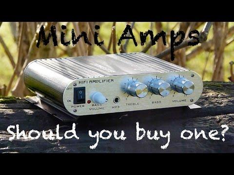Review: Elegiant LP-838 Mini Amplifier