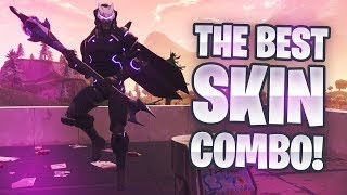 THIS IS THE BEST SKIN COMBO ON FORTNITE!