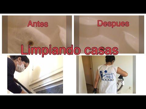 En mi trabajo limpiando casas, #1 tips de limpieza