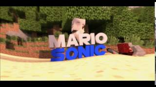 MarioSonic Intro | Blender/After Effects | By RemoteGFX