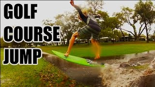 INSANE GOLF COURSE SKIMMING! (Epic Fails) | JOOGSQUAD PPJT