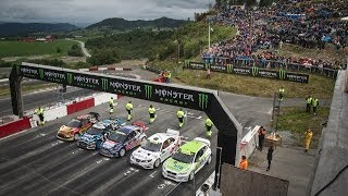 Highlights from Hell (Norway): Ken Block gets THIRD at his first FIA World RallyX Championship race!