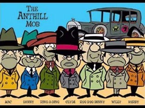 Characters Wacky Races Wacky Races-ant Hill