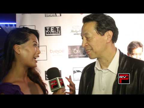 Interview with Grand Master Samuel Kwok at Asians On Film Mixer