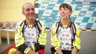Campionato Italiano SIdecarcross FMI 2016: Ottobiano intervista Mattoni-Corsini