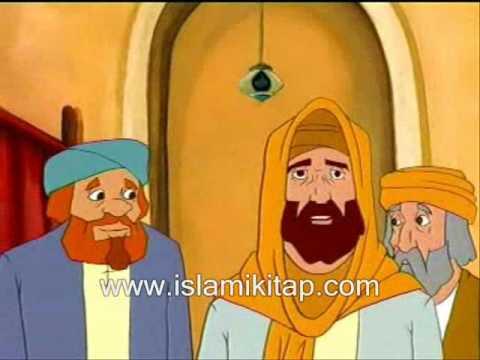 İslami Çizgi Film :Bebek Ağladı Diye - B :: İslamic Cartoon :: As the Baby Cried 2