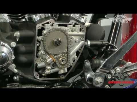 Cam Replacement on a Harley Davidson Twin Cam. including Pushrod Removal •  J&P Cycles
