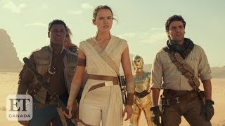 'The Rise Of Skywalker' Reacts To First Screening