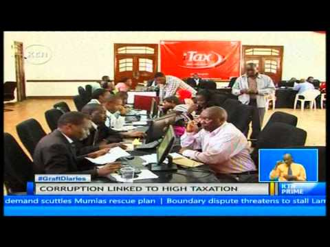 Graft diaries: how corruption is linked to the high level of taxation in the country