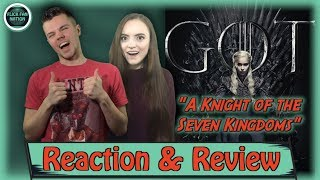 Game of Thrones Season 8 Episode 2 Reaction and Review