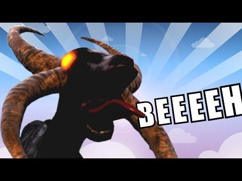 CECI N'EST MÊME PLUS UNE CHÈVRE ! - Goat Simulator 2