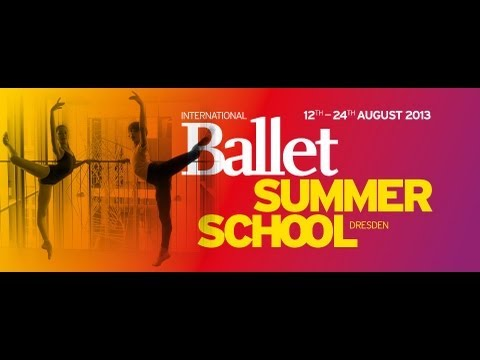 International Ballet Summer School Dresden