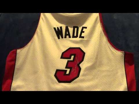 IP Miami Heat Autograph Recap 2014
