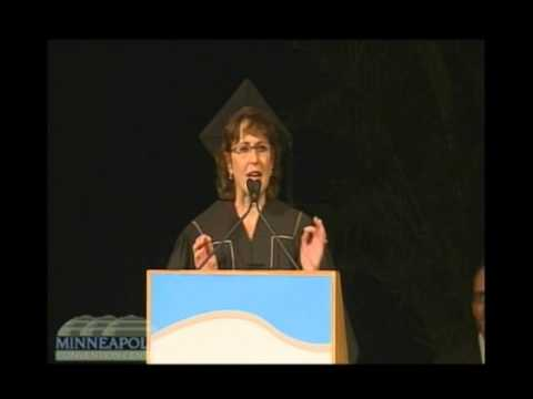 Dunwoody College of Technology Commencement Speakers 2012