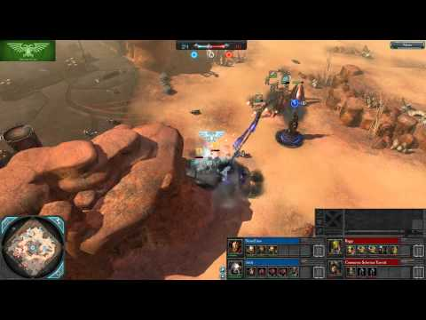Dawn of War II: Retribution - NoisyElmo (CS), Adila (APO) vs