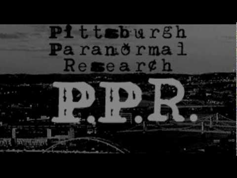 Pittsburgh Paranormal Research P.P.R. Butler County Tourism & Convention Bureau Part 3 of 3