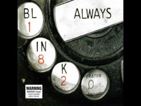 Blink 182 - Always (Official Acapella + Backing)