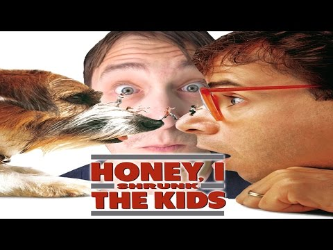 SB's Movie Reviews: Honey, I Shrunk The Kids (1989)