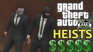 GTA 5 Heists: Prison Break - Wet Work