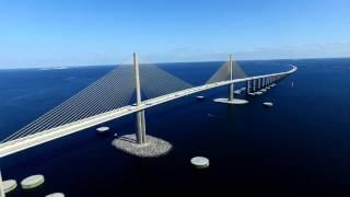 Sunshine Skyway Bridge - St Petersburg, FL