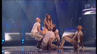 Elena Paparizou - My Number One (Eurovision 2005, Kiev) HD 16:9