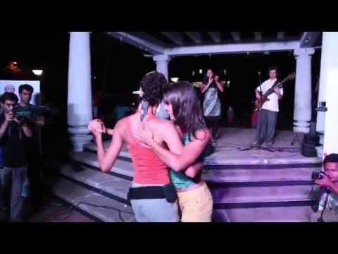 The Trouble with Hari at Jardim Garcia de Orta, Panjim, Goa #1