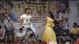 Latest Live Show  Khesari Lal Yadve with Rani  in malad  presnted by Sraj group of events orgnizer