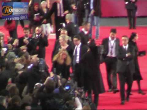 Meryl Streep sul Red Carpet del Roma Film Fest 2009