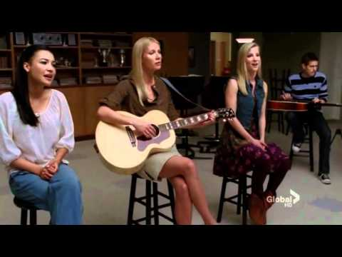 Glee Cast - Landslide