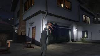DON'T GO TO THIS SCARY HOUSE IN GTA 5! (Haunted Place with Paranormal Activity)
