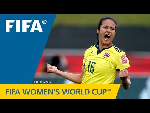 HIGHLIGHTS:  France v. Colombia - FIFA Women's World Cup 2015