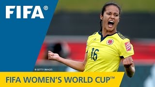 HIGHLIGHTS:  France v. Colombia - FIFA Women