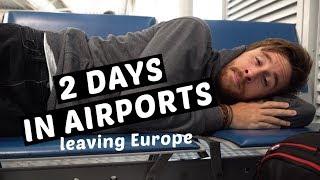 Travel VLOG #02 | Touring airports!