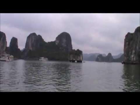 Ha Long Bay, Vietnam video