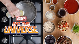 Ironheart Savory Oatmeal | Eat the Universe